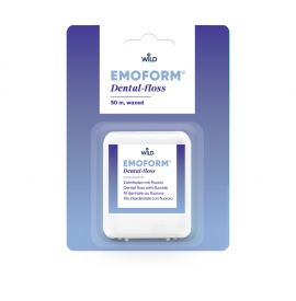 EMOFORM® Dental Floss waxed 50m