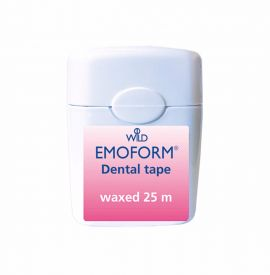 EMOFORM® Dental Tape waxed 25m